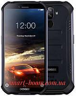 Смартфон Doogee S40 Lite Black 5.5 2/16Gb защита IP68 4650mAh Andriod 9.0