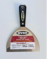 Профессиональный шпатель Hyde  стали  152 мм