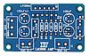 Печатная плата для усилителя на микросхеме LM3886