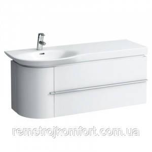 Шкафчик для раковины Palace 120 правый, белый Laufen (H4016210754631)