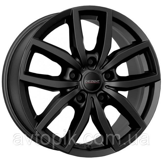 Литые диски Aez Yacht R17 W7.5 PCD5x114.3 ET38 DIA71.6 (black)