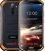 Смартфон Doogee S40 Lite Orange 5.5 2/16Gb 4650mAh защита IP68 Android 9.0