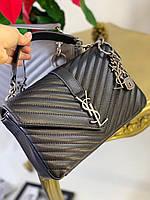 Модная сумочка SAINT LAURENT Collège Monogram (реплика)
