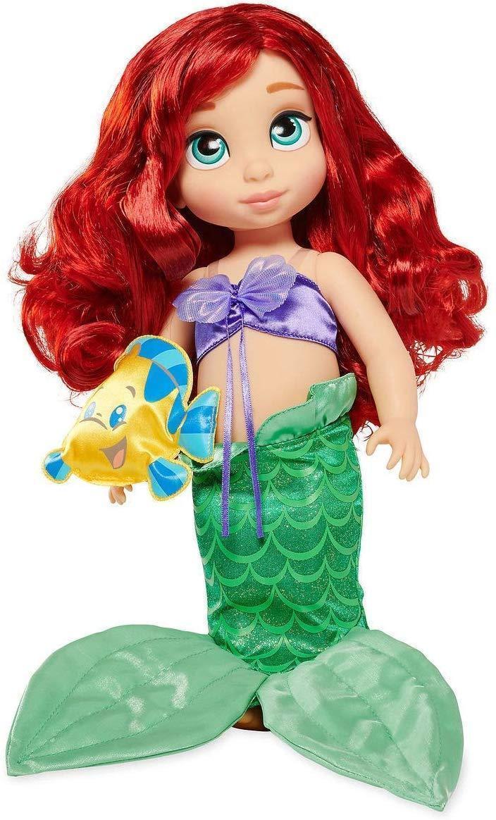 Disney Animators' Collection Ariel Дисней Аниматоры Ариэль русалка