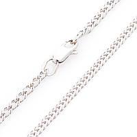 Серебряная цепочка Плетение: двойной ромб 3мм, фото 1