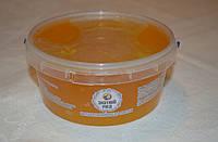 Мед натуральный подсолнух соняшник ведерко 0,5 л