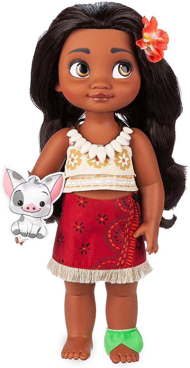 Кукла Дисней аниматор  Моана Disney Animators' Collection Moana Doll 2019