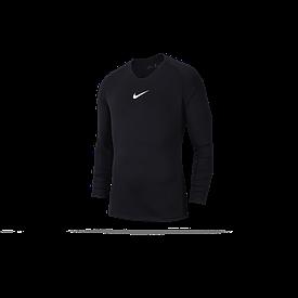 Дитяча термокофта Nike First Park Top Layer Langarm AV2611-010 з довгим рукавом (Оригінал)