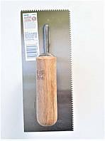 Кельма  зубчатая  для укладки плитки Hyde, фото 1