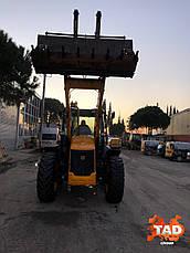 Экскаватор-погрузчик JCB 4CX (2013 г), фото 3