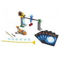 Конструктор Bela серії Chima водоспад чи (Аналог Lego Legends Of Chima 70102)