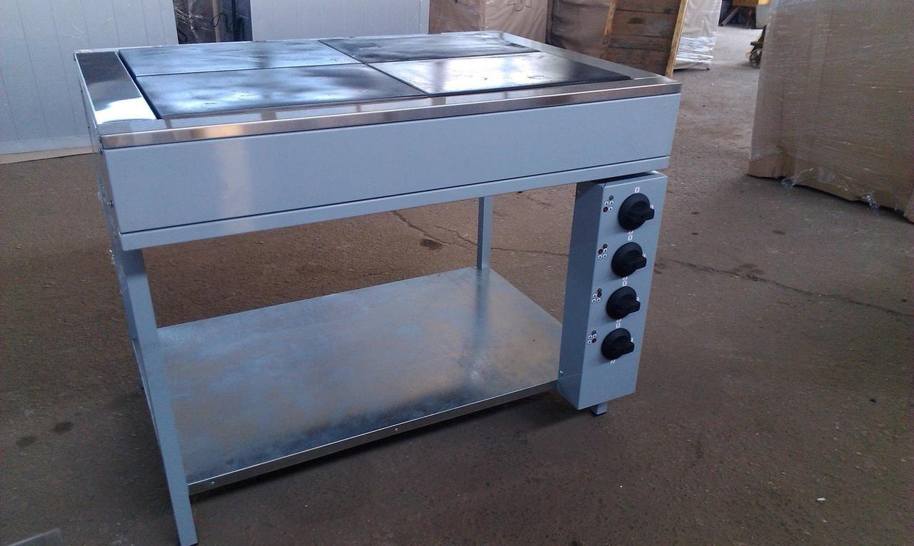 Плита электрическая кухонная ЭПК-4Б Стандарт