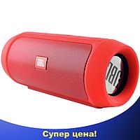 Портативная колонка JBL CHARGE 4 красная - беспроводная Bluetooth колонка + Power Bank (Реплика), фото 1