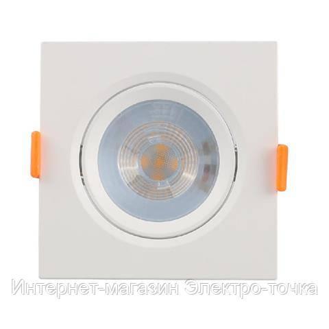 Светильник врезной Maya-5 5W 6400К