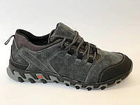 Мужские тактические  кожаные кроссовки/ кожаные кроссовки