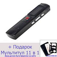 Цифровой диктофон C97 OEM J809 8 Гб mp3-плеер  Черный