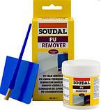 Очищувач затверділої монтажної піни Saudal PU remover, фото 2