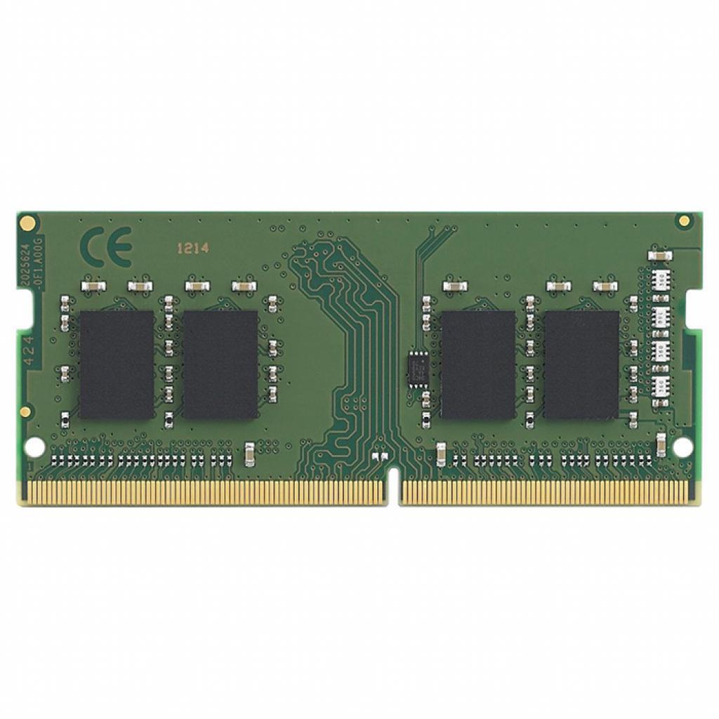 Модуль памяти для ноутбука SoDIMM DDR4 8GB 2400 MHz Kingston (KVR24S17S8/8)