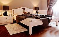 Кровать деревянная полуторная Италия