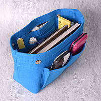 Компактный органайзер для сумки Fresh blue
