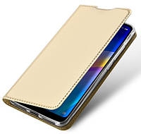Чехол-книжка Dux Ducis для Xiaomi Redmi Note 7 / Note 7 Pro gold