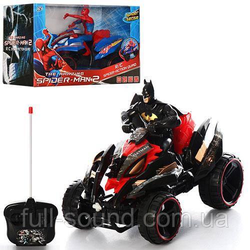Квадроцикл с супергероем 3268