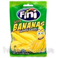 Мармеладные конфеты Fini Jelly Bananas  , 100 гр