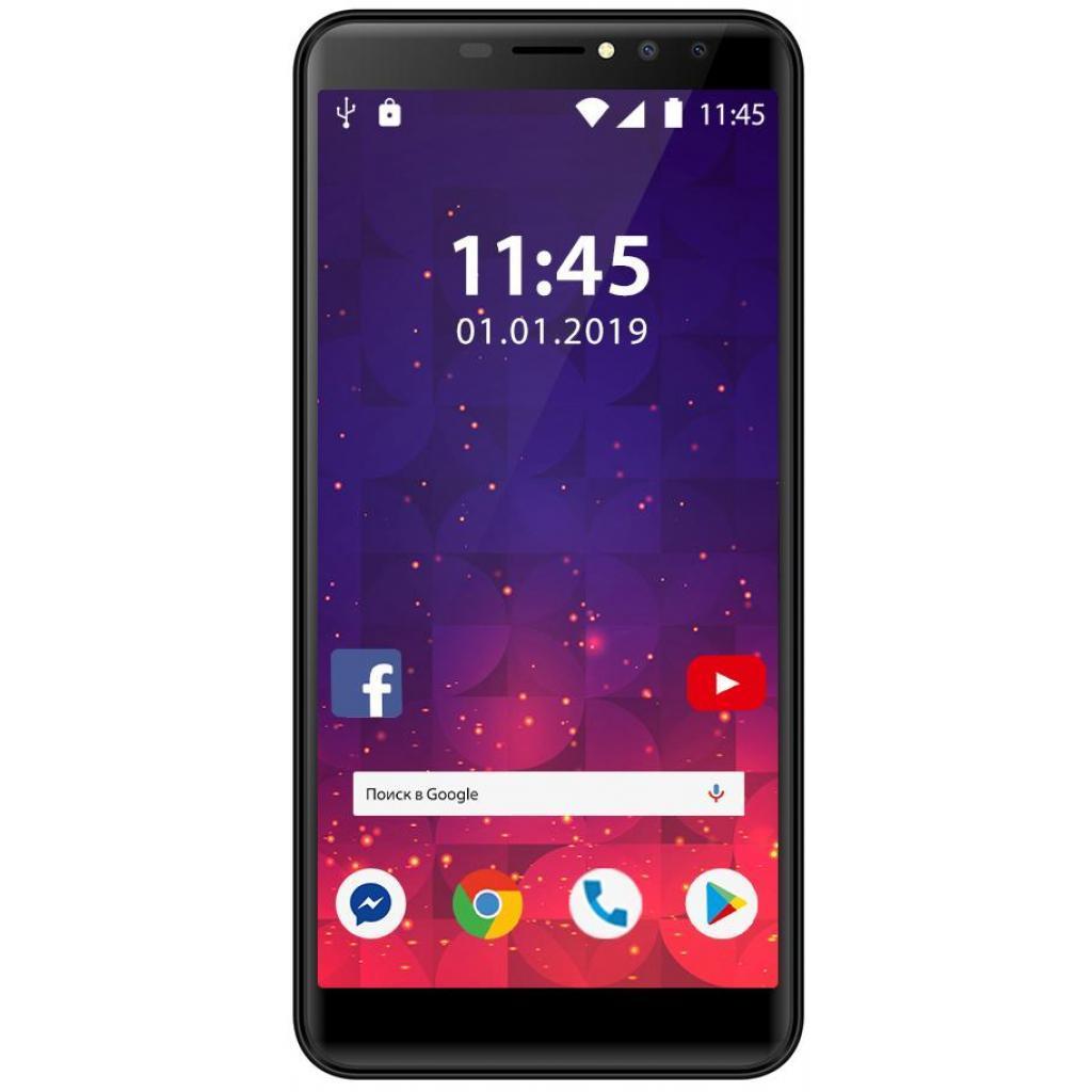 Мобильный телефон Assistant AS-601L Black (О873293012445)
