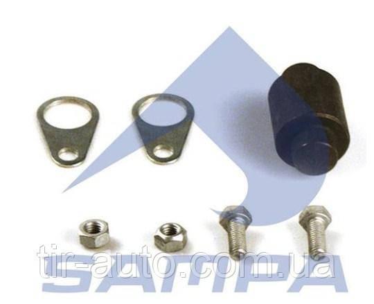 Ремкомплект барабанної колодки Renault Magnum, SCHMITZ, SAF ( 19x31,7x55,5 ) ( 71711CNT )