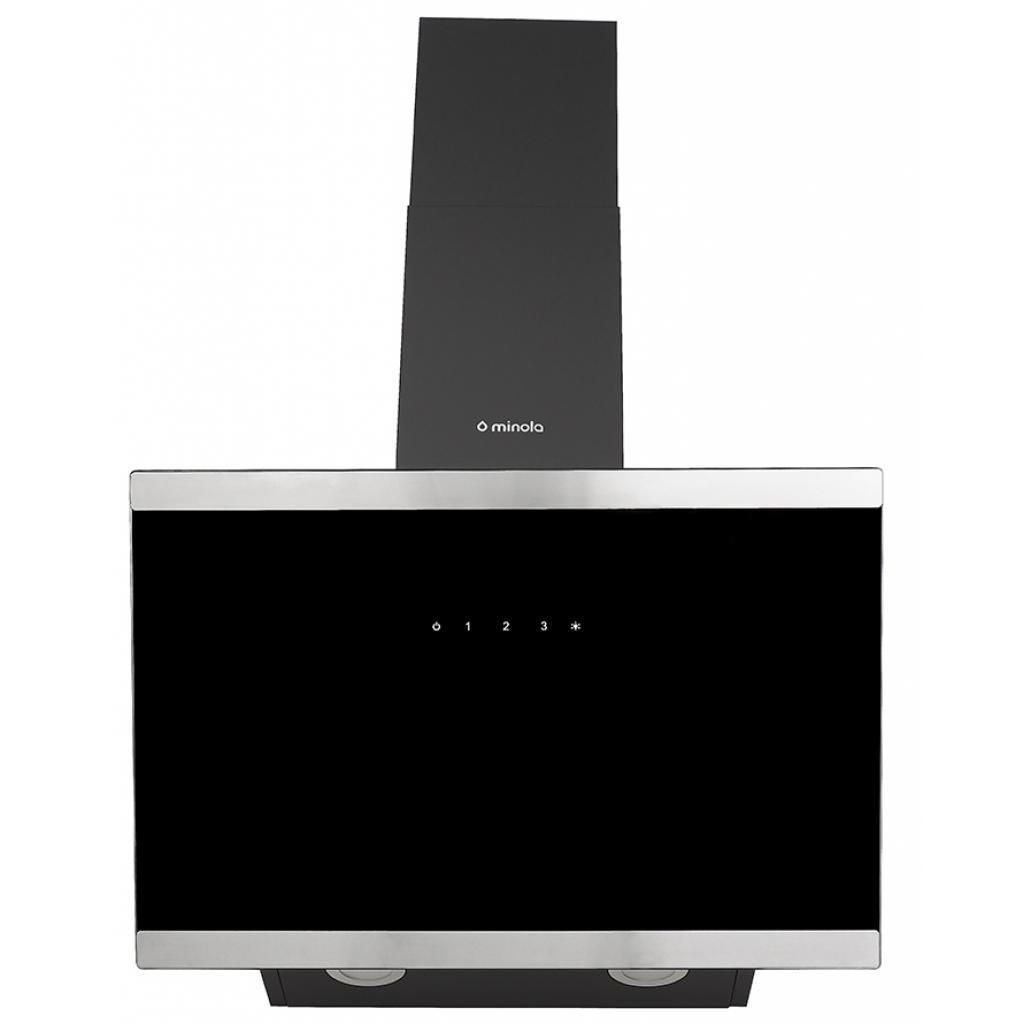 Вытяжка кухонная MINOLA HVS 6632 BL 1000 LED
