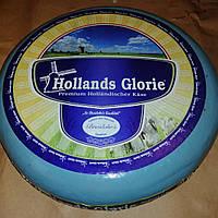 "Сыр Holland's glorie BLUE ""Breidohrl's"" Gouda Matturo зрелая гауда высокого качества"