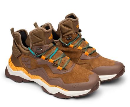 Кроссовки RAX 73-5B429-brown