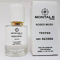 Montale Roses Musk Масляный тестер 30 мл