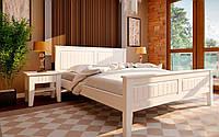 Кровать деревянная полуторная Глория