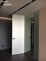 Двери скрытого монтажа в потолок