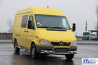 Кенгурятник Mercedes Sprinter (00-06) защита переднего бампера кенгурятники на для Мерседес Спринтер Mercedes Sprinter (00-06) ус d60х1,6мм