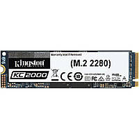 Накопитель SSD M.2 2280 2TB Kingston (SKC2000M8/2000G), фото 1