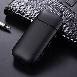 Чехол для IQOS 2.4 Soft Touch черный