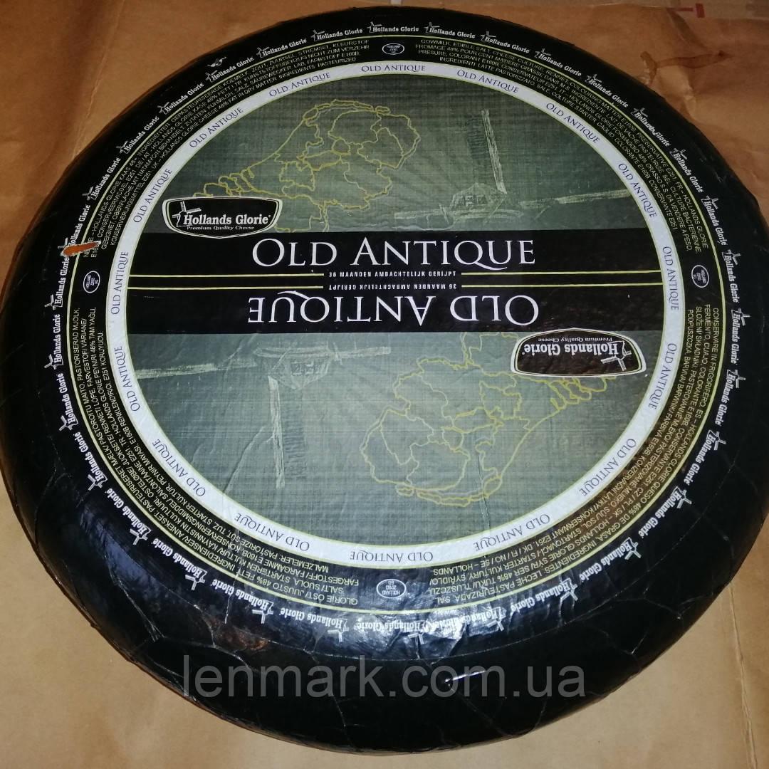 """Сыр Holland's glorie OLD ANTIQUE """"Breidohrl's"""" Extra oud выдержанная гауда высокого качества"""