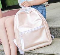Городской рюкзак женский LeftFiell peachy