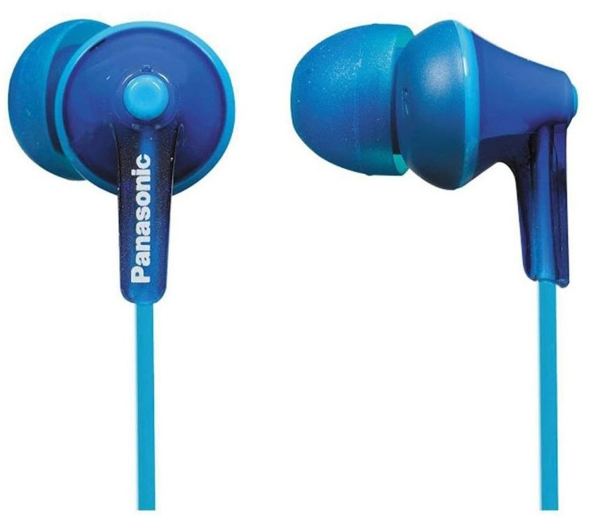 Наушники вакуумные вакуумные Panasonic RP-HJE125E-A Синий