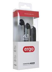 Наушники ERGO BT-530 Black (Черный), фото 3