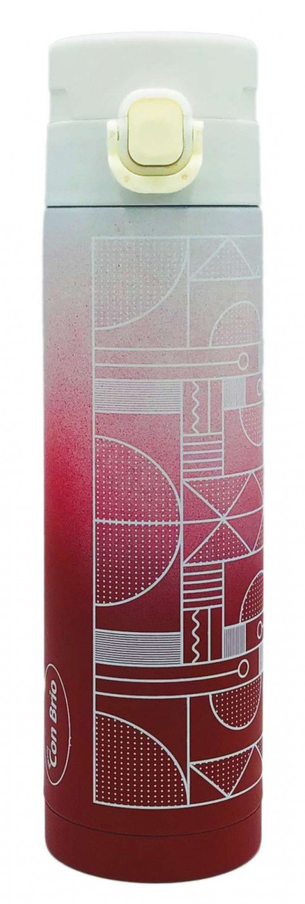 Термокружка Con Brio CB-390 400 мл Нержавіюча сталь
