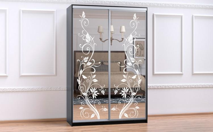 Шкаф Купе-01 1000х600х2400 Алекса мебель