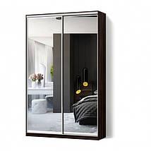 Шкаф Купе-01 1000х600х2400 Алекса мебель, фото 3