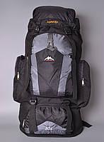 Туристический рюкзак 80 L Asinaidi black