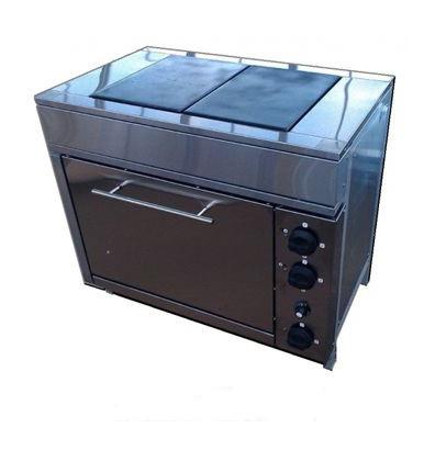 Плита электрическая кухонная ЭПК-2ШБ Эталон