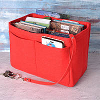 Органайзер для сумки, дома, путешествия Journey red