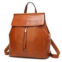 Женская сумка-рюкзак трансформер Loren brown