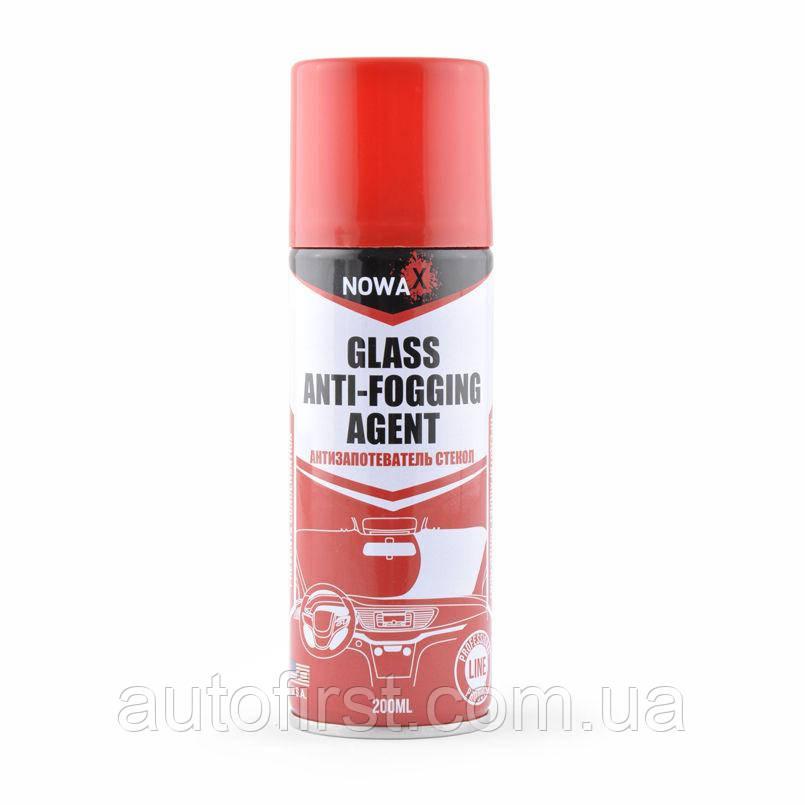 Антизапотеватель стёкол NOWAX 200мл Glass Anti-Fogging Agent